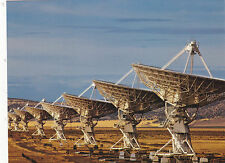 "~Post Card~*Various Satellite Dishes"" -...Beaming Toward Up Space-  (B334)"