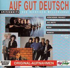 AUF GUT DEUTSCH / CD - TOP-ZUSTAND