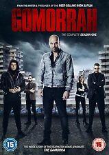 GOMORRA Stagione 1 Serie Completa BOX 4 DVD in Italiano NEW .cp