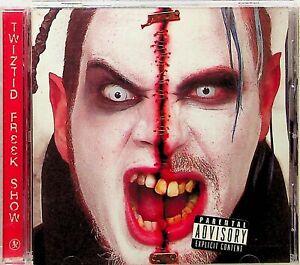 Twiztid – Freek Show CD (2000 UML Pressing) ICP Insane Clown Posse