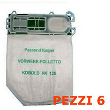 SACCHETTO FOLLETTO KOBOLD VK 135 136  PZ.6 (26368)
