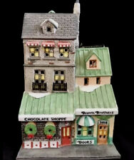Chocolate Shoppe #59680 Dept 56 Retired Christmas in City