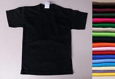 SALE Wholesale Juvy Toddler Kids Plain T Shirt -S (4-5) -Bulk Lot 2-12 Mix Match