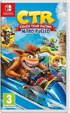 Crash Team Racing - Nitro Fueled (Nintendo Switch) IN STOCK NOW New & Sealed