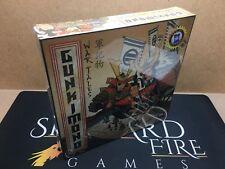 Gunkimono The Board Game - Renegade Game Studios (Genuine Sealed)