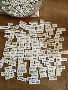 Magnetic Word Learning