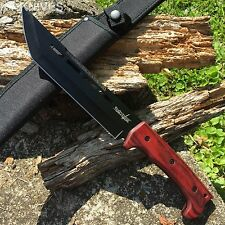 """14"""" Bowie Fishing Camping Hunting Skinning Frontier Knife"""