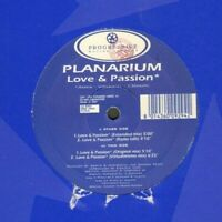 PLANARIUM ‎– Love & Passion - Prg (Progressive Motion Records) ‎– Prg 7029 - Ita