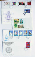Guernsey FDC First Day Cover 28 Different