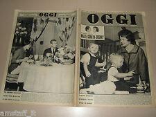 OGGI=1959/52=BELINDA LEE=TOTO=DINO JARACH=ANTONIO PACINOTTI=TEBALDI DI STEFANO=