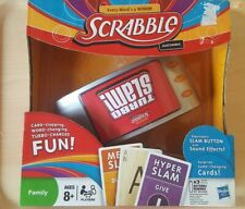 SCRABBLE TURBO SLAM BY HASBRO BRAND NEW SEALED MODERN ELECTRONIC SCRABBLE GAME