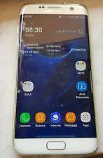 Samsung S7 Edge vetro rotto funzionante 100/100
