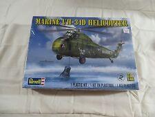 Revell 1:48 Marine UH-34D Helicopter Model Kit 85-5323 SEALED