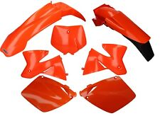kmx24 Plastik Kit passt an KTM EXC SX 125 200 250 300 380 400 520 98-00 orange