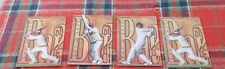 BULK LOT OFF Futera 1995 Cricket Bat 2 Ball Cards
