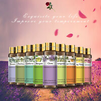 100% Pure Natural Aromatherapy Essential Oil 10ml Fragrance Aroma Essential-Oil,