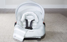 Carseat Canopy Caboodle Infant Car Seat Canopy Cover 5 piece Set Covers Gray