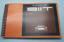 1969 Porsche 911t Owners Manual  Service reprint 1968 porsche 911 t