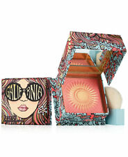 AUTHENTIC Brand New BENEFIT COSMETICS GALifornia Box o' Powder Blush (Full Size)