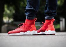 Nike Zoom Mercurial XI FK FLYKNIT CORRER ZAPATILLAS CASUAL-UK 9.5 (UE 44.5) rojo