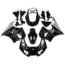 Flames ABS Fairing Bodywork For Honda CBR900RR CBR 900 RR 919 98-99 Hand Made