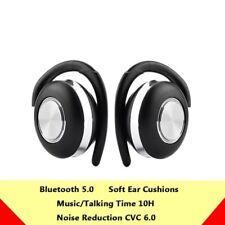 Headphones TWS Wireless Stereo Bluetooth 5.0 Ear Hook Noise Cancelling Earphone