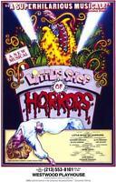 Little Shop of Horrors (Musical) Movie POSTER 11 x 17 Ellen Greene, A