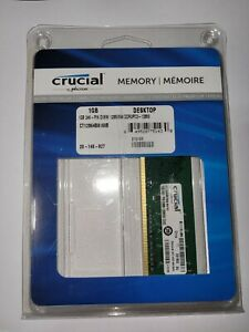 Crucial 1GB 240 pin DDR3 1600 MHz PC3-12800