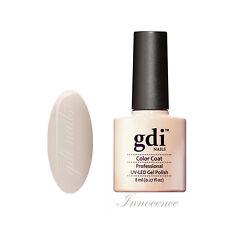 gdi nails Salon Quality UV/LED Soak Off Gel Nail Gel Polish F04 - Innocence UK