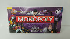 Monopoly The nightmare before Christmas Tim Burton Disneyland