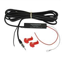 Universal KFZ Auto Heckscheibenantenne mit 2,3m Kabel und Verstärker Antenne DIN