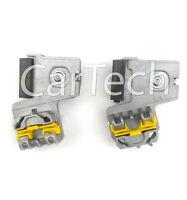 FRONT LEFT ELECTRIC WINDOW REGULATOR REPAIR KIT METAL CLIPS FOR VW GOLF MK4