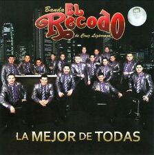 Banda El Recodo Mejor De Todas CD