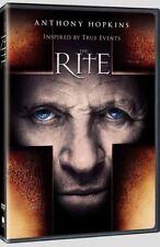 DVD *** LE RITE *** avec Anthony Hopkins - Oscar meilleur acteur 2011 -