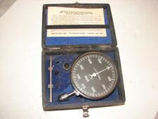 Jones Motorola Corp. 1Htk Tachometer Vintage *Xlnt*