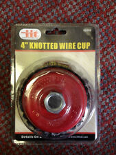 """4"""" Knotted Wire Cup"""