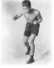 PANCHO VILLA 8X10 PHOTO BOXING PICTURE WHITE BORDER
