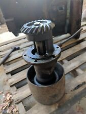 FORDSON MAJOR GEARBOX PULLEY FOR SAW BENCH ETC
