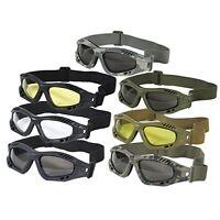 Voodoo Tactical Men's Sportac Goggle Glasses