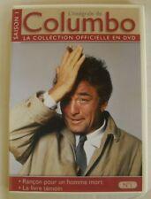 DVD COLUMBO - RANCON POUR UN HOMME MORT + 1 -  Peter FALK  - SAISON 1 - N°1
