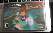 Rayman 3 by Gameloft for Nokia N-Gage 2004 Brand New Sealed free ship