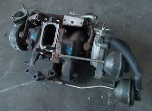 MAZDA JDM RX7 RX-7 FD 13B series 6 stock twin turbo assy sec/h #3E