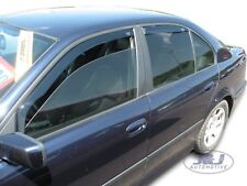 Climair voiture vent déflecteurs bmw 7-series 4-door saloon F01 2008-2015 lot de 4