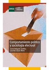 UNED Comportamiento político y sociología electoral, eBook, 2012