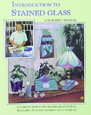 Stained Glass Pattern Book - INTRO TO STAINED GLASS
