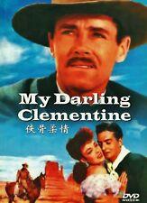 "NEW DVD "" My Darling Clementine "" Henry Fonda,Linda Darnell,Victor Mature"