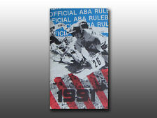 Collectable 1991 Official Aba Racing Rules Book for Bmx Bikes