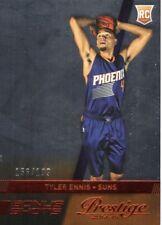 Tyler Ennis 156/199 rookie Bonus Shots Red Panini Prestige Plus 2014-15 (Suns)