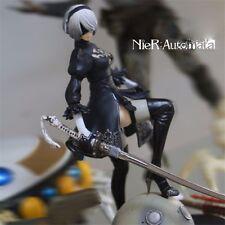 "6"" Nier Automata 2B YoRHa No. 2 Model B Neal NieR Collectors Figure Model Toy"