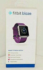 FITBIT BLAZE FITNESS SMART WATCH  FOR IOS/ANDROID HEALTH FITNESS TRACKER